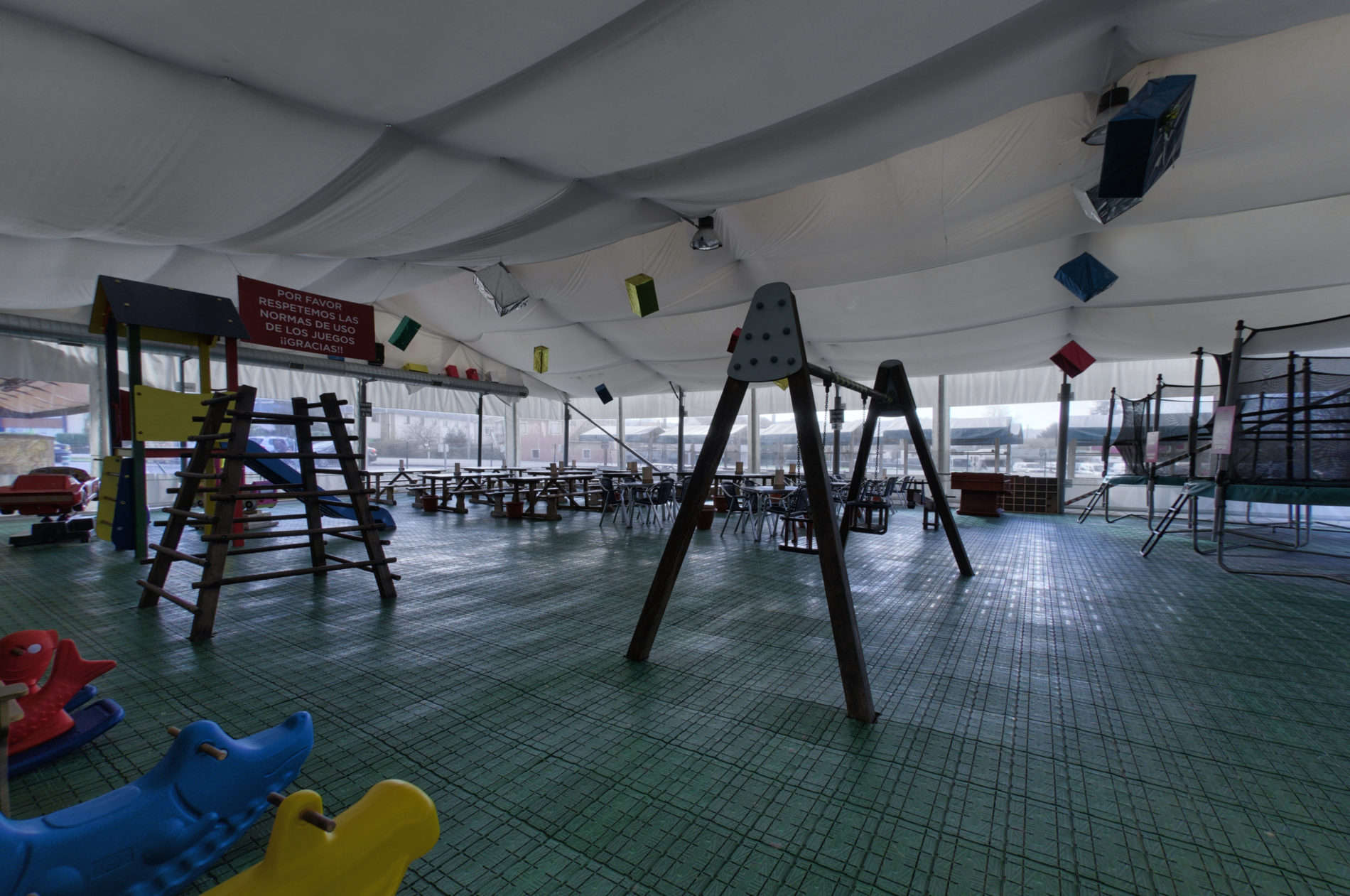 Restaurantes con zona infantil en Asturias
