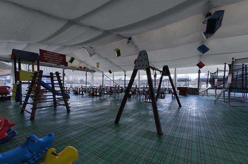 Restaurantes con hinchables en Asturias