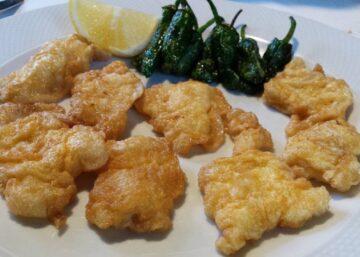 El pixin pescado estrella gastronomía asturiana