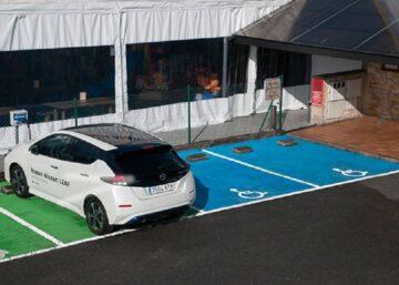 Consejos para cargar tu coche eléctrico