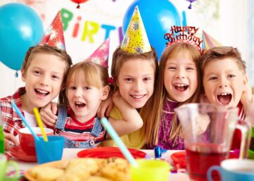 cumpleaños infantiles en El Llagar de Titi